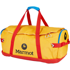 Marmot Long Hauler Duffel Large solar/victory red